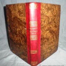 Libros antiguos: TRATADO DE AGRIMESURA Y ARQUITECTURA LEGAL - M.DE LA CAMARA - AÑO 1863.. Lote 37837044