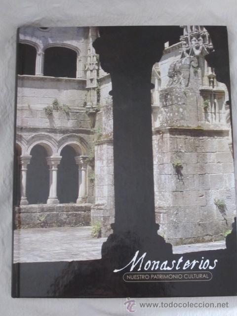 MONASTERIOS. EDICIONES RUEDA. NUESTRO PATRIMONIO CULTURAL. (Libros Antiguos, Raros y Curiosos - Bellas artes, ocio y coleccion - Arquitectura)