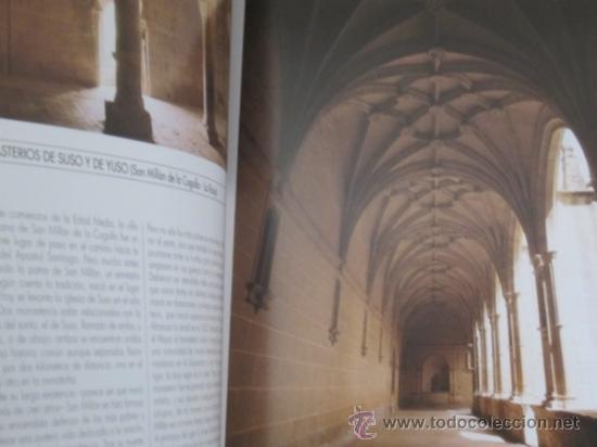 Libros antiguos: MONASTERIOS. EDICIONES RUEDA. NUESTRO PATRIMONIO CULTURAL. - Foto 4 - 38029225