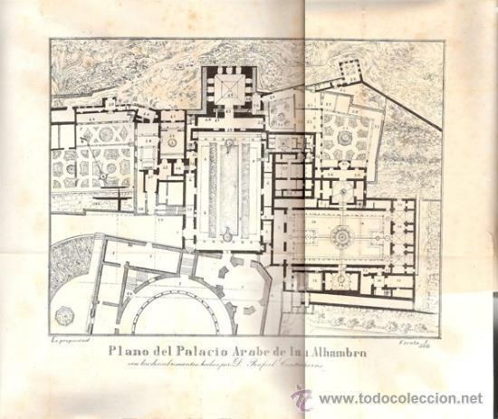 Libros antiguos: ESTUDIO DESCRIPTIVO MONUMENTOS ÁRABES – AÑO 1878 - Foto 4 - 38233355