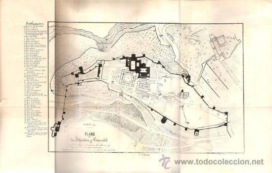 Libros antiguos: ESTUDIO DESCRIPTIVO MONUMENTOS ÁRABES – AÑO 1878 - Foto 5 - 38233355