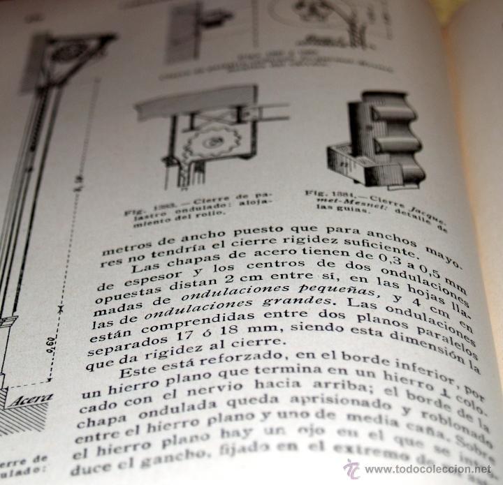 Libros antiguos: tratado practico de edificación, e.barberot, 829 paginas - Foto 2 - 61290325
