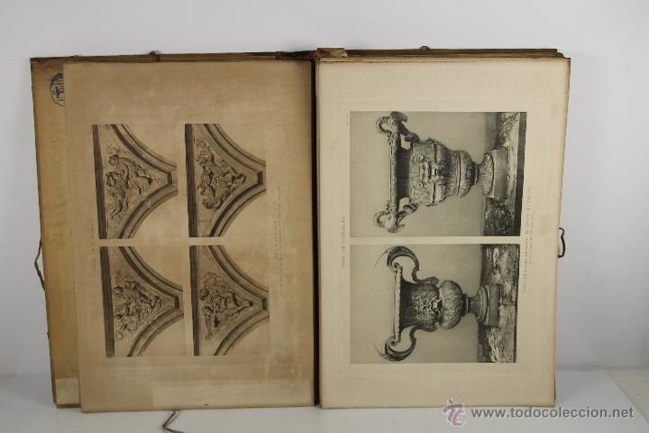 Libros antiguos: 4226- LE CHATEAU DE VERSAILLES Y LE PARC DE VERSAILLES. GASTON BRIERE. LIB. DES BEUS ARTS. 3 VOL - Foto 3 - 41025442