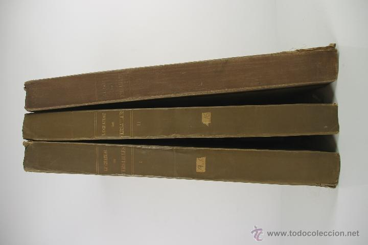 Libros antiguos: 4226- LE CHATEAU DE VERSAILLES Y LE PARC DE VERSAILLES. GASTON BRIERE. LIB. DES BEUS ARTS. 3 VOL - Foto 6 - 41025442