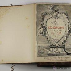 Libros antiguos: 4240- LES GRANDS PALAIS DE FRANCE LES TRIANONS. PIERRE DE NOLHAC. LIB. CENTRALE. S/F. . Lote 41039470