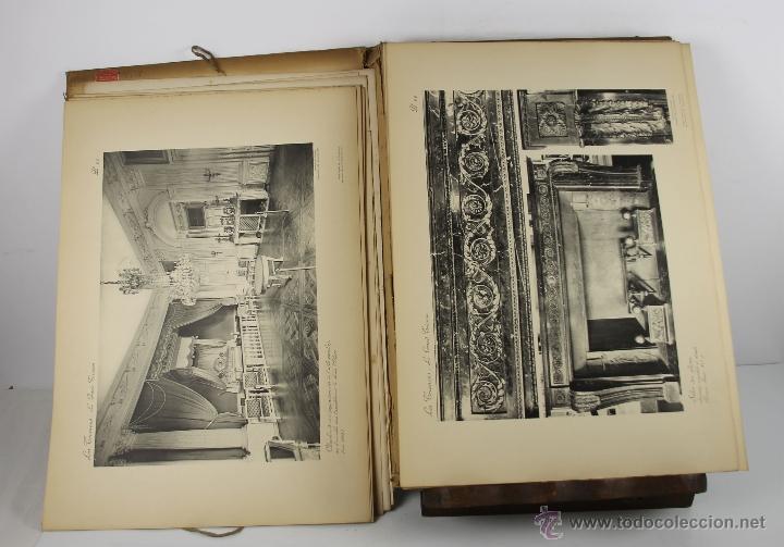 Libros antiguos: 4240- LES GRANDS PALAIS DE FRANCE LES TRIANONS. PIERRE DE NOLHAC. LIB. CENTRALE. S/F. - Foto 3 - 41039470