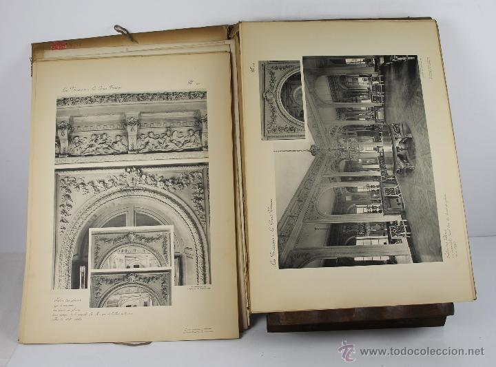 Libros antiguos: 4240- LES GRANDS PALAIS DE FRANCE LES TRIANONS. PIERRE DE NOLHAC. LIB. CENTRALE. S/F. - Foto 4 - 41039470