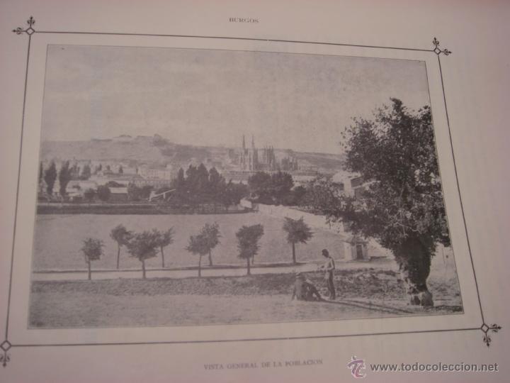 Libros antiguos: LAS GRANDES CATEDRALES DE EUROPA. BURGOS. 1914. DELFIN FERNANDEZ Y GONZALEZ. - Foto 5 - 41642106