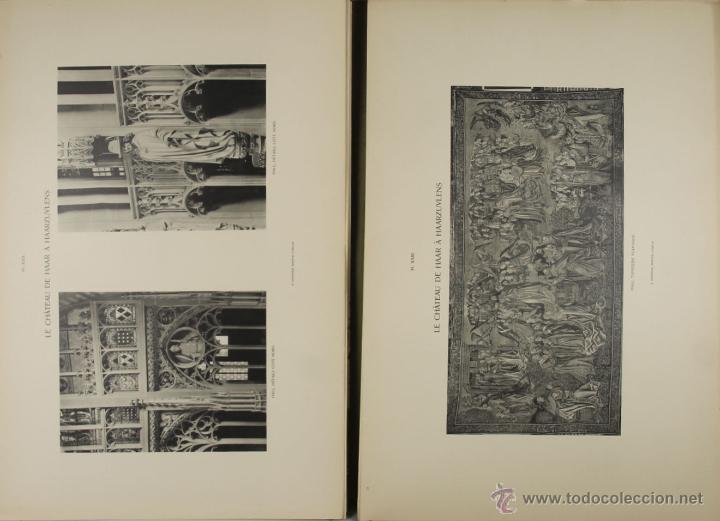 Libros antiguos: 4573. LE CHATEAU DE HASSR A HASSRZUYLENS. P.J.H. CUYPERS. EDIT. OOSTHOEK. 1910. - Foto 5 - 42279321