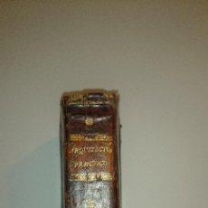 Libros antiguos: 1819 - EL ARQUITECTO PRÁCTICO, CIVIL, MILITAR, Y AGRIMENSOR - ANTONIO PLO Y CAMÍN - 9 LAMINAS. Lote 42304793