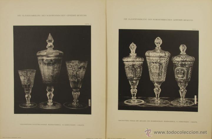 Libros antiguos: 4578. ORNAMENTALE KUNSTGEWERBLICHE SAMMELMAPE. GUSTAV E. PAZAUREK. EDIT. HIERSEMANN 1902. - Foto 5 - 42321601