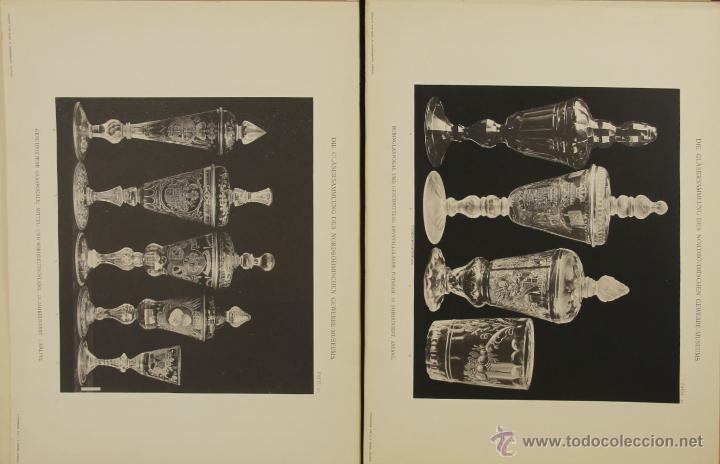 Libros antiguos: 4578. ORNAMENTALE KUNSTGEWERBLICHE SAMMELMAPE. GUSTAV E. PAZAUREK. EDIT. HIERSEMANN 1902. - Foto 6 - 42321601