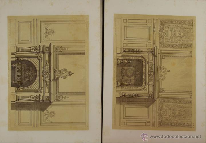 Libros antiguos: 4580- LA MARBRERIE MODERNE. EUG. PRIGNOT. EDIT. CLAESEN. 1880. - Foto 5 - 42322620