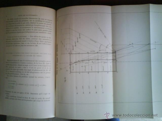 Libros antiguos: 1920 ? MURS DE SOUTÈNEMENT ET PONS ET VIADUCS EN MACONNNERTE - DUBOSQUE / DESPLEGABLES - EN FRANCÉS - Foto 3 - 43405703