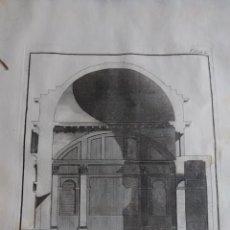 Libros antiguos: ANTIGUO LIBRO DE ARQUITECTURA DEL 1792 - S. XVIII REGLAS DE LOS 5 ÓRDENES DE ARQUITECTURA DE VIGNOLE. Lote 43580239