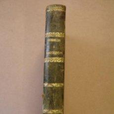 Libros antiguos: APLICACIÓN DEL HIERRO A LAS CONSTRUCCIONES - W. FAIRBAIRN Y NAVEGACIÓN DEL RÍO GUADALQUIVIR -C. CORR. Lote 40323374