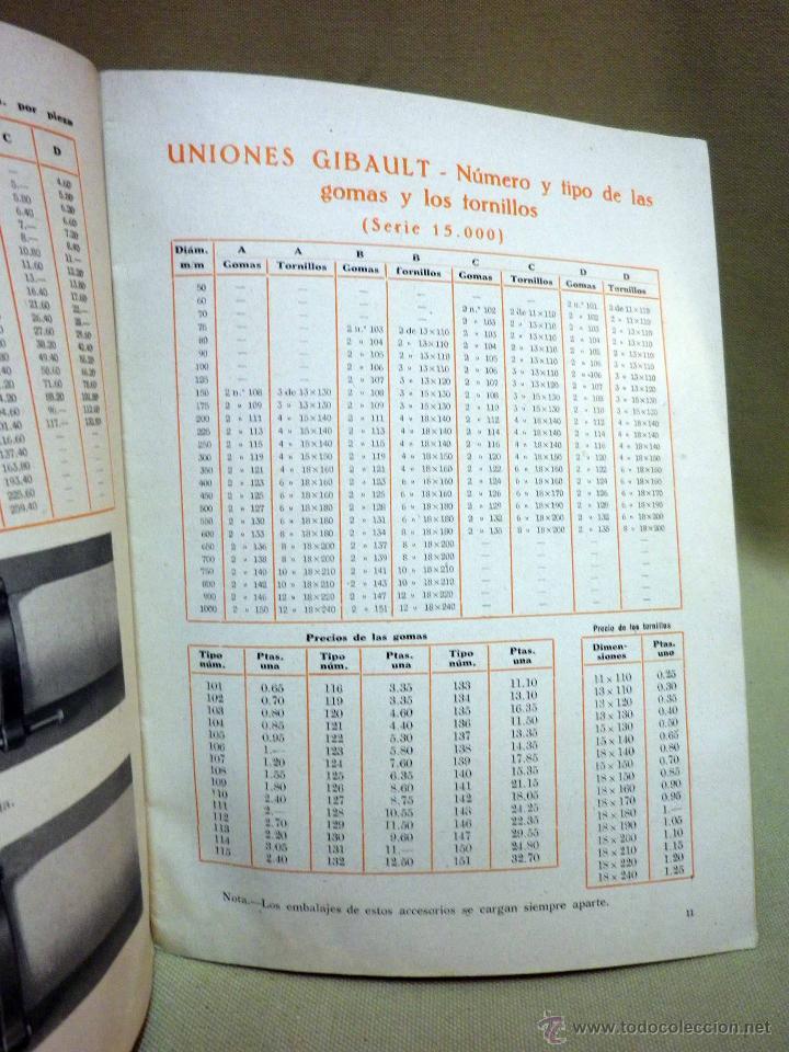 Libros antiguos: LIBRO, URALITA, 45 PAGINAS, 21 X 16 CM, BARCELONA, 1929 - Foto 3 - 44054994