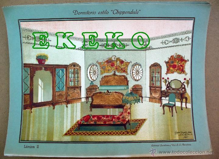Laminas de decoraci n interiores de varios est comprar - Libros decoracion de interiores ...