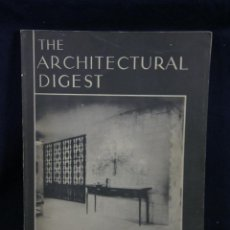 Libros antiguos: LIBRO ARQUITECTURA DISEÑO THE ARCHITECTURAL DIGEST 1920 VOLUME XV NUMBER 1 JOHN BRASFIELD CALIFORNIA. Lote 44697440