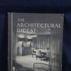 Libros antiguos: LIBRO ARQUITECTURA THE ARCHITECTURAL DIGEST 1920 VOLUME XIV NUMBER 1 JOHN BRASFIELD CALIFORNIA. Lote 44697473