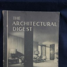Libros antiguos: LIBRO ARQUITECTURA THE ARCHITECTURAL DIGEST 1920 VOLUME XIII NUMBER 4 JOHN BRASFIELD CALIFORNIA. Lote 44697621
