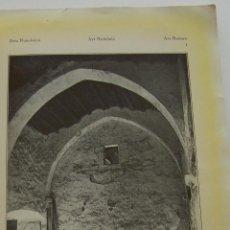 Libros antiguos: LA CASA INTERIORS 1925 REPERTORI ICONOGRÀFIC. HABITACIONES DEL S.XIII AL XIX FOTOGRAFIAS 50 LAMINAS . Lote 45213508