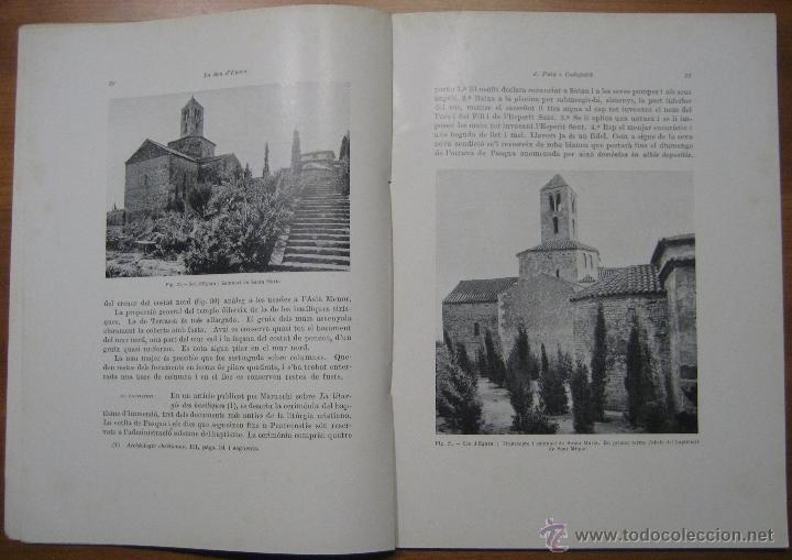 Libros antiguos: LA SEU VISIGÒTICA D'EGARA - Foto 4 - 45694137