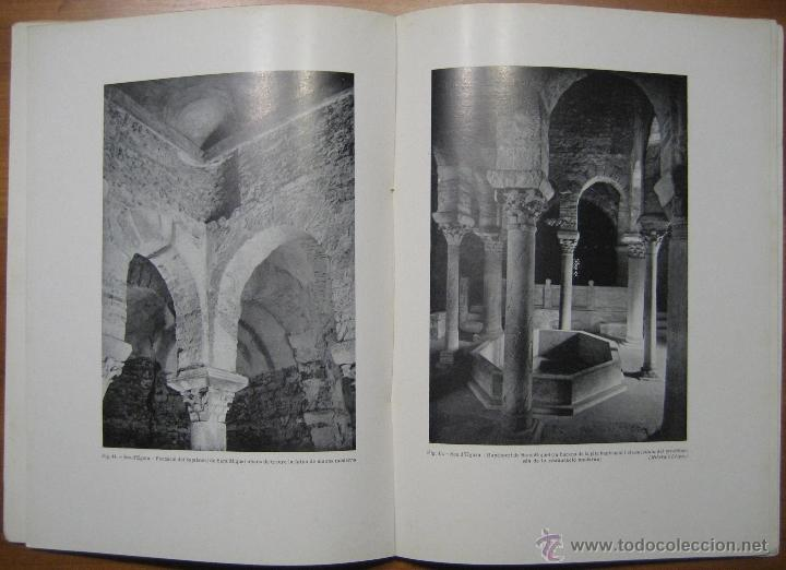 Libros antiguos: LA SEU VISIGÒTICA D'EGARA - Foto 6 - 45694137