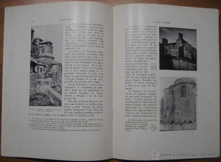 Libros antiguos: LA SEU VISIGÒTICA D'EGARA - Foto 7 - 45694137