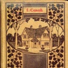 Libros antiguos: 125 MODELOS DE EDIFICIOS ECONOMICOS -- I. CASALLI. Lote 45816335