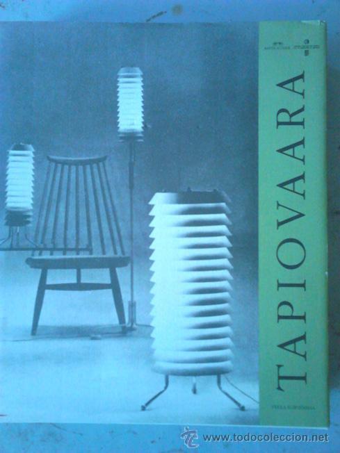 TAPIOVAARA (Libros Antiguos, Raros y Curiosos - Bellas artes, ocio y coleccion - Arquitectura)