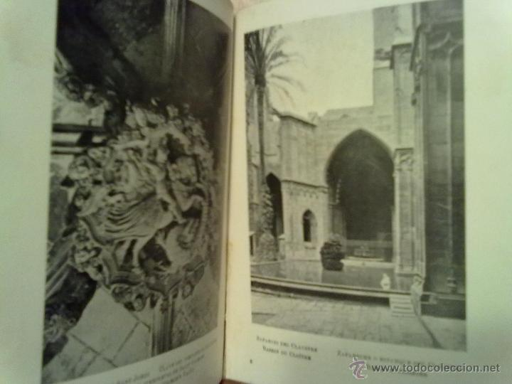 Libros antiguos: CATALUNYA ARTISTICA CATEDRAL DE BARCELONA 1929 - Foto 2 - 47091870