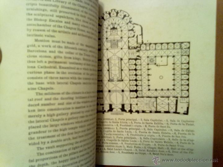 Libros antiguos: CATALUNYA ARTISTICA CATEDRAL DE BARCELONA 1929 - Foto 3 - 47091870