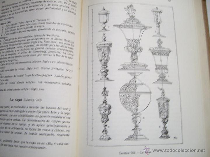 Libros antiguos: MANUAL DE ORNAMENTACION - Foto 9 - 36160037