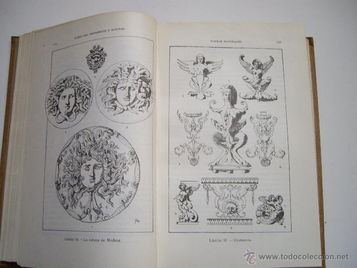 Libros antiguos: MANUAL DE ORNAMENTACION - Foto 10 - 36160037