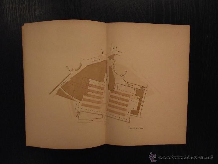 Libros antiguos: PROYECTO DE REFORMA DE LA PLAZA MAYOR PALMA MALLORCA, 1897 - Foto 2 - 101739424