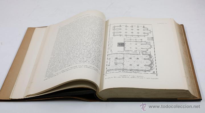Libros antiguos: La arquitectura gótica en España, G.E. Street. Calleja ed. 1926. 19x27cm. - Foto 3 - 47533876
