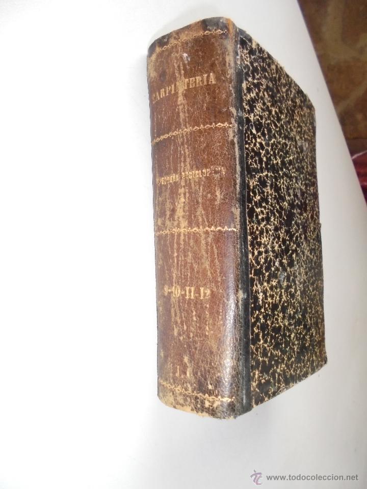UN VOLUMEN CON 4 TOMOS( 9, 10, 11, 12) DE : PEQUEÑA ENCICLOPEDIA PRÁCTICA DE CONSTRUCCIÓN-S/F (Libros Antiguos, Raros y Curiosos - Bellas artes, ocio y coleccion - Arquitectura)