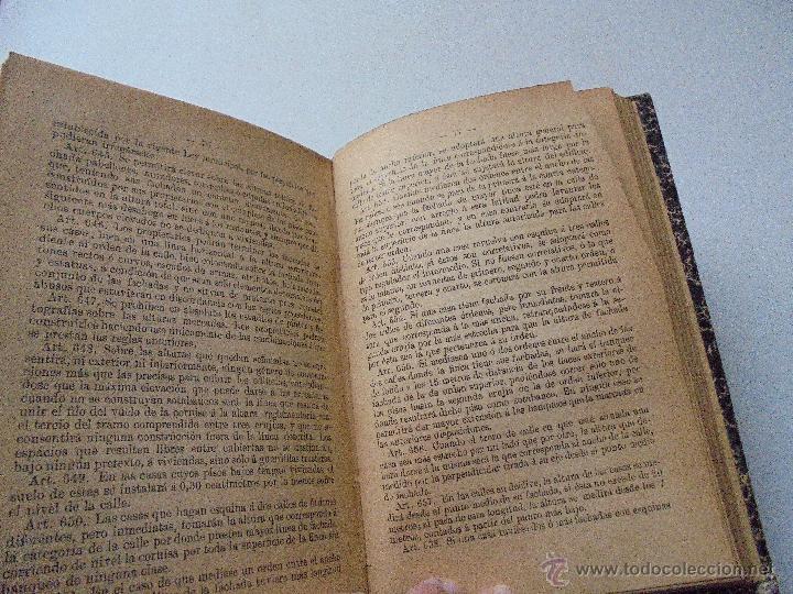 Libros antiguos: Un volumen con 4 tomos( 9, 10, 11, 12) de : Pequeña Enciclopedia práctica de Construcción-S/F - Foto 9 - 47546456