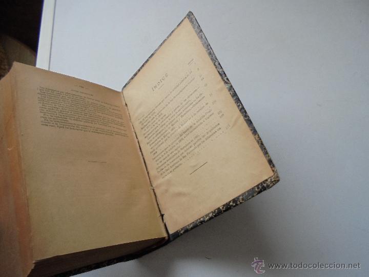 Libros antiguos: Un volumen con 4 tomos( 9, 10, 11, 12) de : Pequeña Enciclopedia práctica de Construcción-S/F - Foto 10 - 47546456