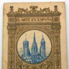 Libros antiguos: CATEDRAL DE BARCELONA EL ARTE EN ESPAÑA Nº 28 ED THOMAS JOSÉ POLO BENITO AÑOS 20. Lote 47955087