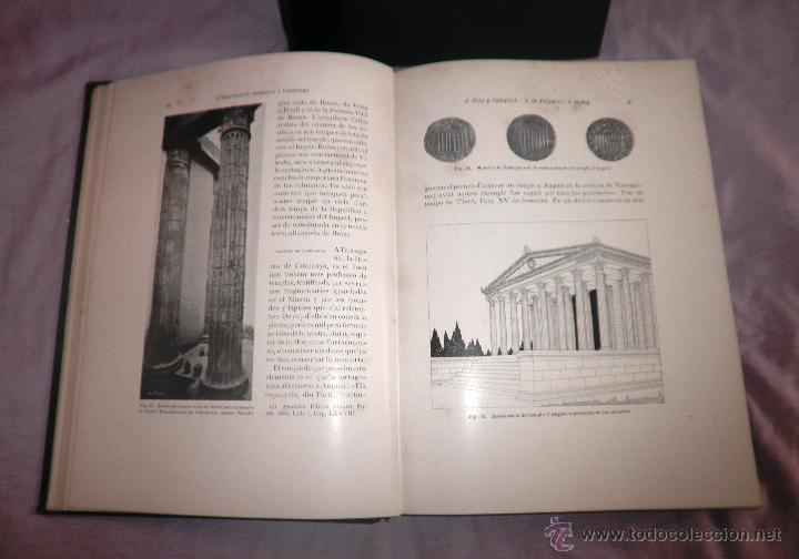 Libros antiguos: L´ARQUITECTURA ROMANICA A CATALUNYA - 1ª EDICIÓ ANY 1909 - J.PUIG Y CADAFALCH - MUY ILUSTRADOS. - Foto 3 - 49016680