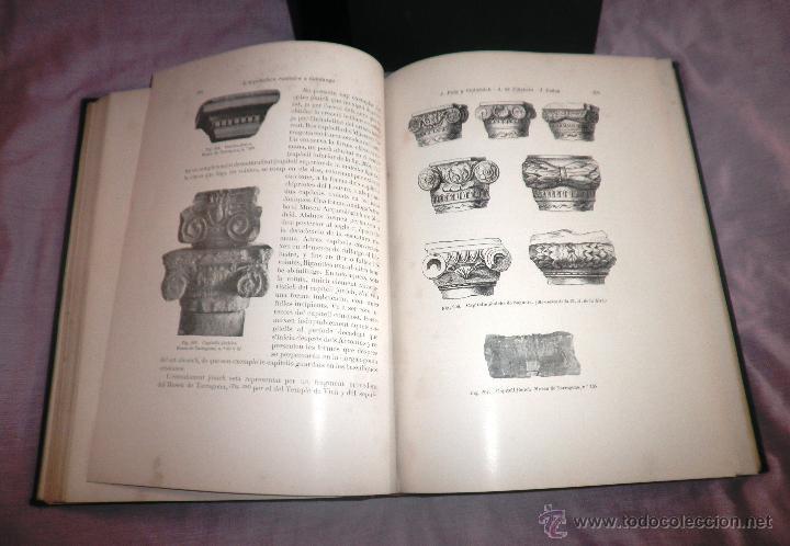 Libros antiguos: L´ARQUITECTURA ROMANICA A CATALUNYA - 1ª EDICIÓ ANY 1909 - J.PUIG Y CADAFALCH - MUY ILUSTRADOS. - Foto 6 - 49016680