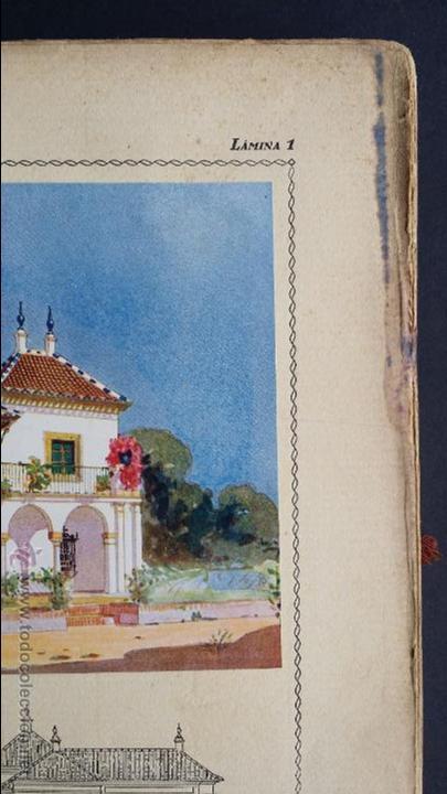 Libros antiguos: Villas y chalets, Víctor de Falgás. 1920. - Foto 7 - 49030474