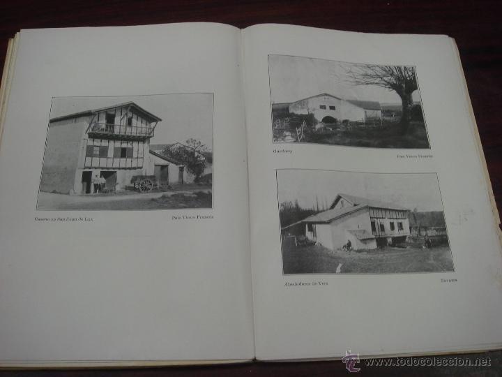 Libros antiguos: LA CASA POPULAR EN ESPAÑA. 1930. 1ª Edicion. Fernando Garcia Mercadal - Foto 9 - 32111767
