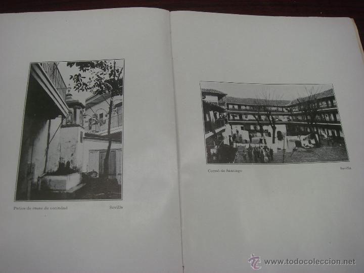 Libros antiguos: LA CASA POPULAR EN ESPAÑA. 1930. 1ª Edicion. Fernando Garcia Mercadal - Foto 11 - 32111767