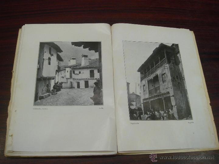 Libros antiguos: LA CASA POPULAR EN ESPAÑA. 1930. 1ª Edicion. Fernando Garcia Mercadal - Foto 12 - 32111767