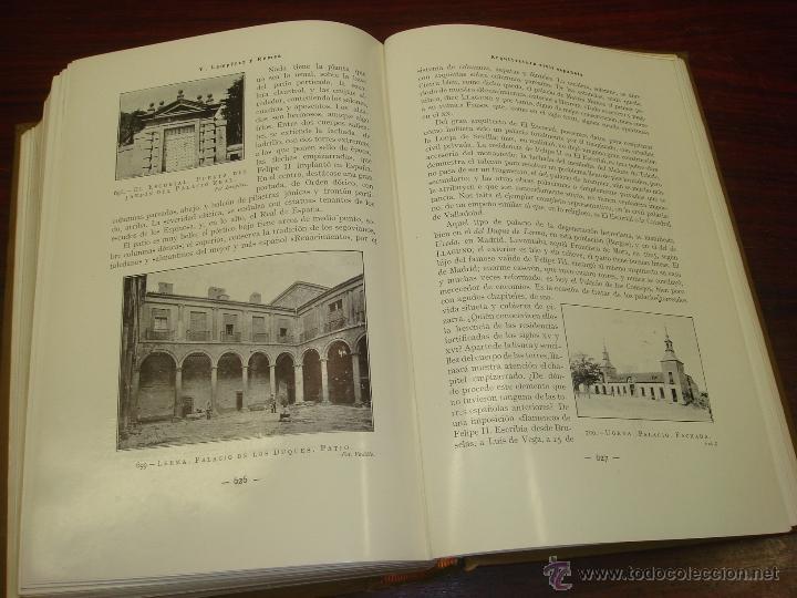 Libros antiguos: ARQUITECTURA CIVIL ESPAÑOLA DE LOS SIGLOS I AL XVIII. 1922. 2 TOMOS. VICENTE LAMPEREZ Y ROMEA - Foto 9 - 32169008