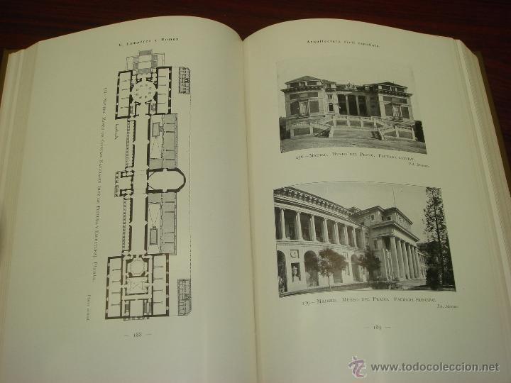 Libros antiguos: ARQUITECTURA CIVIL ESPAÑOLA DE LOS SIGLOS I AL XVIII. 1922. 2 TOMOS. VICENTE LAMPEREZ Y ROMEA - Foto 17 - 32169008