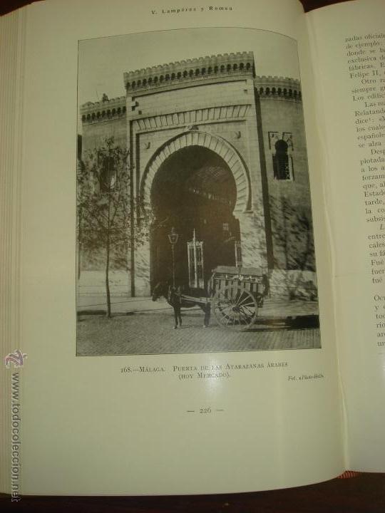 Libros antiguos: ARQUITECTURA CIVIL ESPAÑOLA DE LOS SIGLOS I AL XVIII. 1922. 2 TOMOS. VICENTE LAMPEREZ Y ROMEA - Foto 18 - 32169008